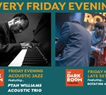 Friday Night Rotating Jazz