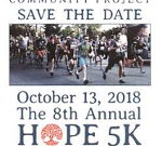 HOPE Community Project's 5K