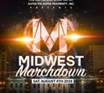 Midwest Marchdown Scholarship Step Show