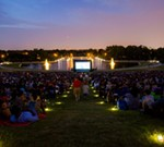 Art Hill Film Series