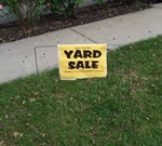 Rags to Riches Yard Sale