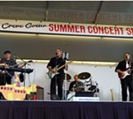 Outdoor Summer Concert Series