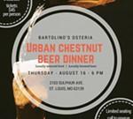 Bartolino's Osteria Urban Chestnut Beer Dinner