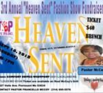 Heaven Sent Fashion Show Fundraiser