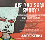 Artists First Scary Smart Trivia Night