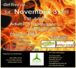 Fall Fire Festival at The Green Center