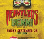 Heavy Lids w/ BENNI and TBA at Foam