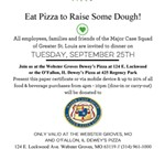 Major Case Squad Fundraiser