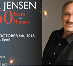 Rick Jensen - 60 years in 60 Minutes