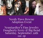 Needy Paws Rescue Adoption Event