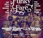 Alliance Credit Union presents A Funky-A-Fare