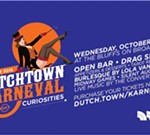 Dutchtown Karneval of Curiosities