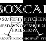 Friendsgiving with Boxcar