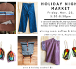 Holiday Night Market: A Curated Pop-Up Shop