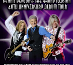 Dennis Deyoung of STYX: The Grand Illusion 40th Anniversary Tour