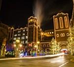 Anheuser-Busch's Brewery Lights