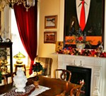 Lafayette Square Holiday Parlor Tour