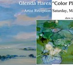 Glenda Hares: Color Play