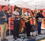 Band Brings Bluegrass Pride to Jacoby
