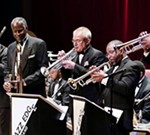 Jazz Edge Orchestra :: Wes Montgomery Tribute
