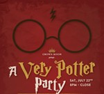 A Very Potter Party