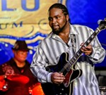 Howlin' Fridays concert series with Marquise Knox at the National Blues Museum
