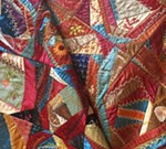 Threads of Society: American Quilts and the Stories They Tell