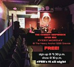 The Comedy Shipwreck Stand Up Open Mic