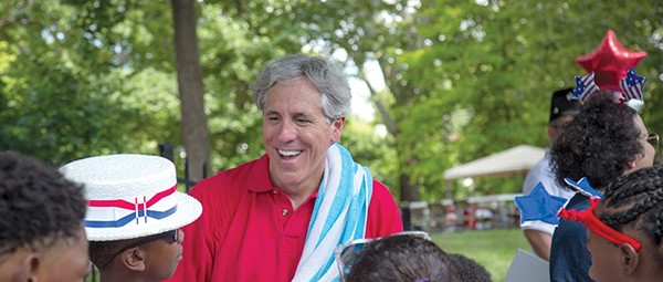 Mark Mantovani Hopes to Take Down Steve Stenger. Is St. Louis County Ready for Another Outsider?
