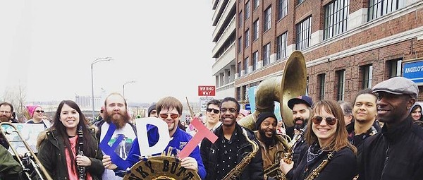 The STL Sanders Band, Named for Bernie, Wants to Be the Soundtrack for the Revolution