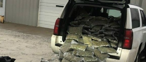 Christmas Is Cancelled After Missouri Cops Make 301-Pound Pot Bust on I-70