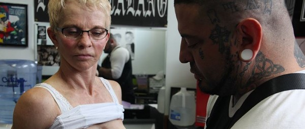 Eric Catalano's Tattoo Studio Offers Breast Cancer Survivors New Nipples — and New Hope