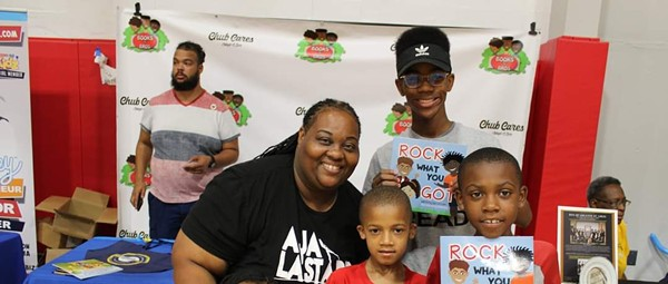 Councilwoman by Day, Children's Book Author by Night