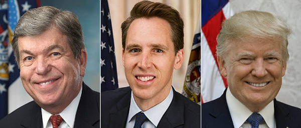 Hartmann: Blunt, Hawley and the Cleanup in Aisle 45