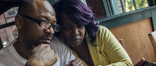 After Danny Barnett Was Jailed for a Crime He Didn't Commit, a Cop Visited His Fiancee