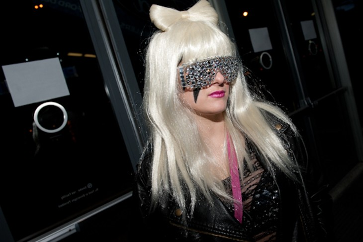 Lady Gaga's Monsters at the Scottrade Center