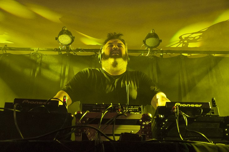 """Hodor"" Rocks St. Louis with Rave of Thrones"