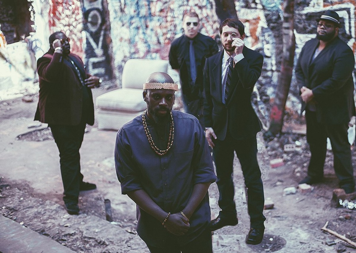 Illphonics' live-band hip-hop shines bright on June's excellent Purple Piano Society.