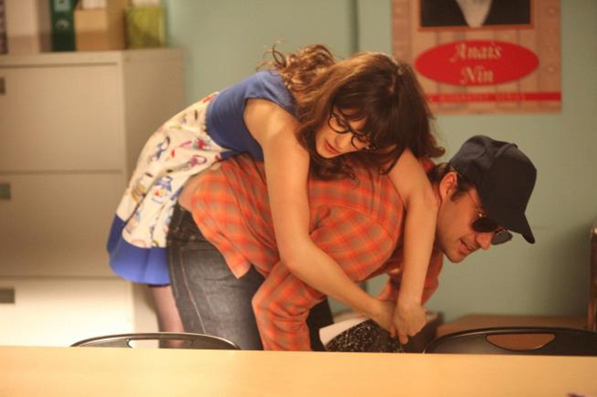 New Girl: This is a sitcom about fuck-ups.