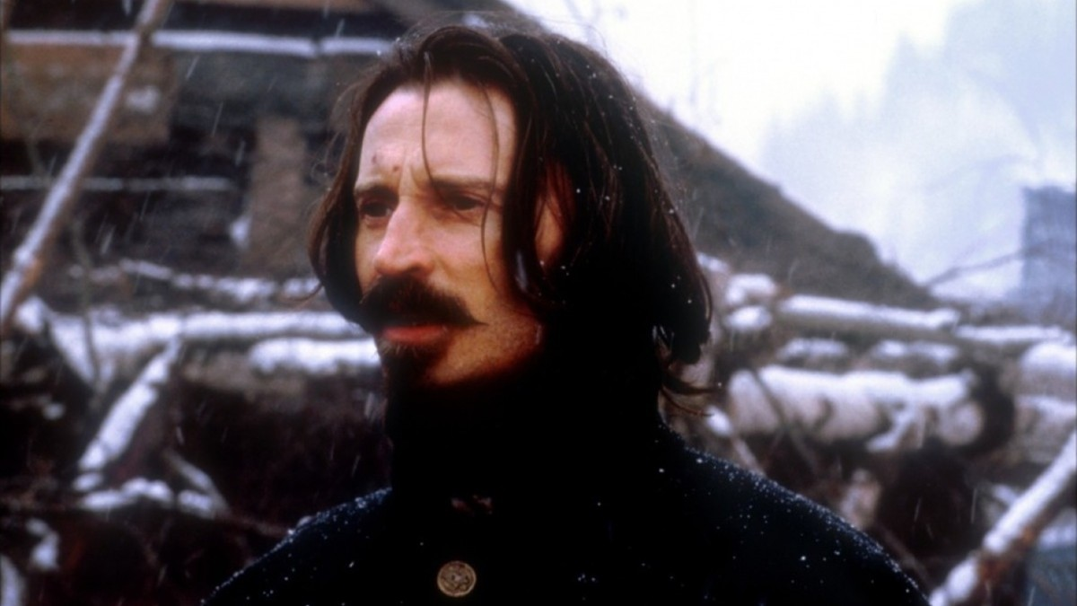 Robert Carlyle in Ravenous