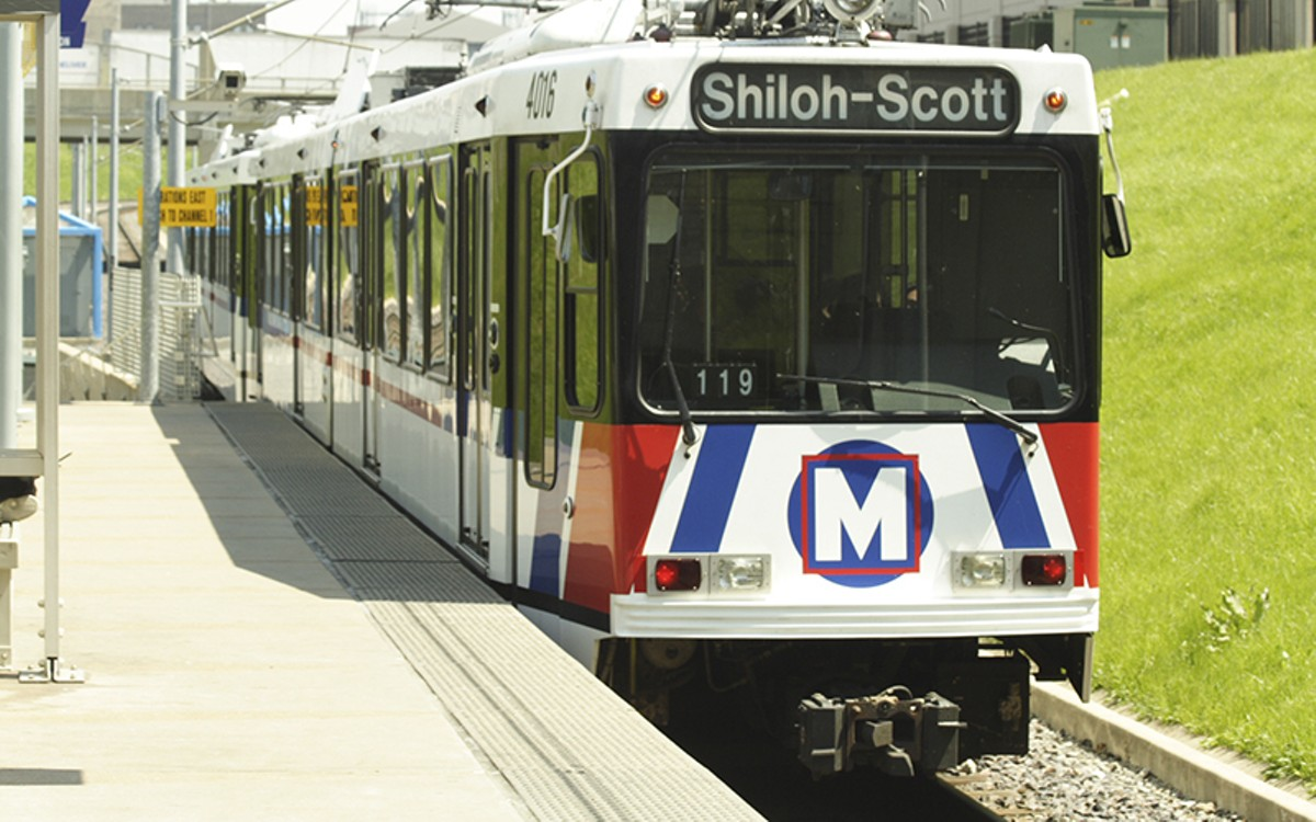 Metro riders made nearly 2 million more trips via public transportation in 2014 than in 2013.