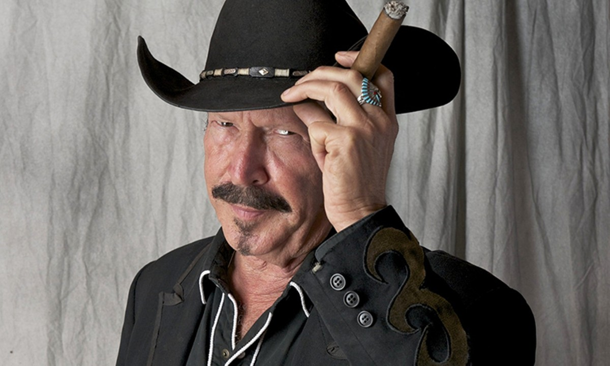 "Kinky Friedman on the world today: ""Our shit's fucked up. It might not be fixable this time."""