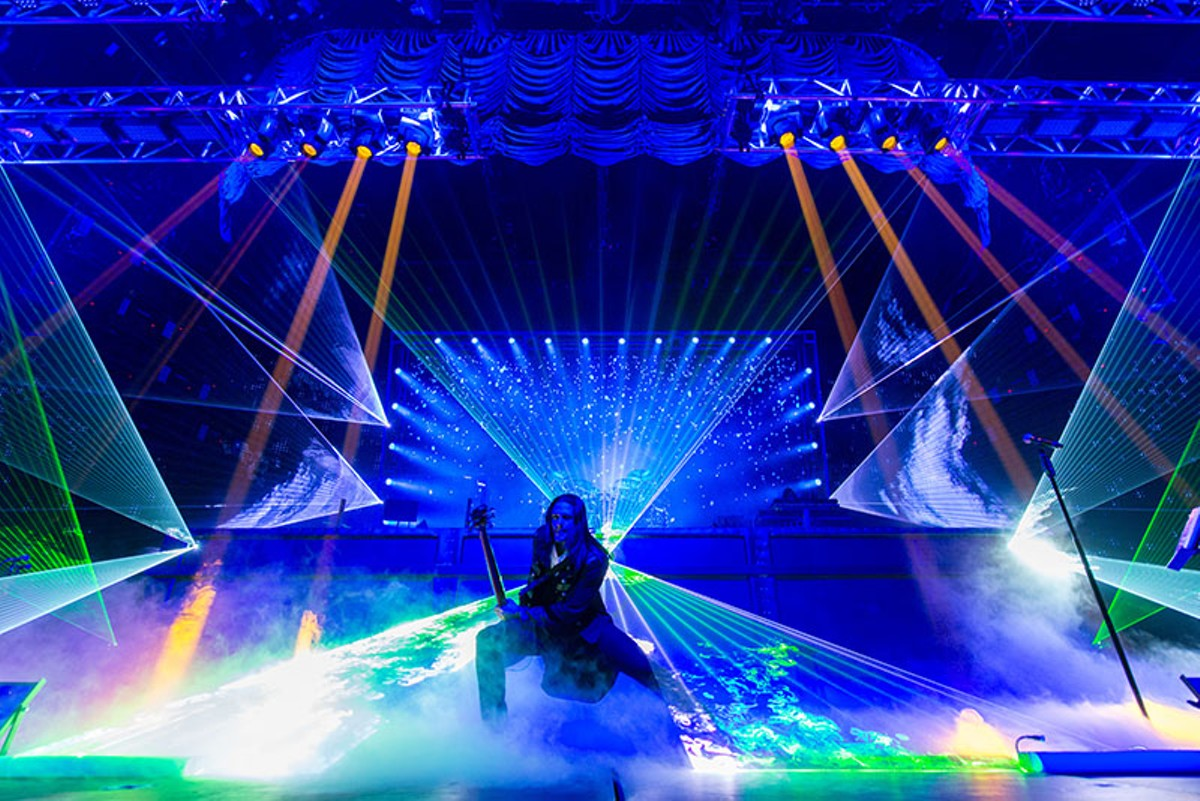 Year after year, TSO dominates the holiday soundscape.