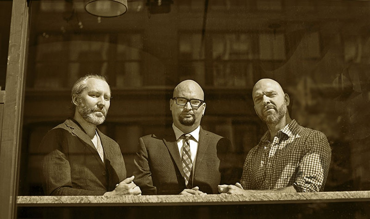 The Bad Plus.