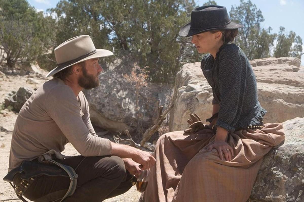 Natalie Portman and Joel Edgerton