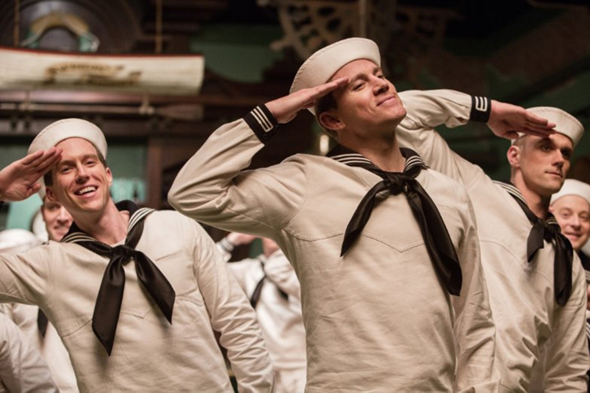Channing Tatum riffs on Gene Kelly in the Coen Brothers' latest, Hail, Caesar!.