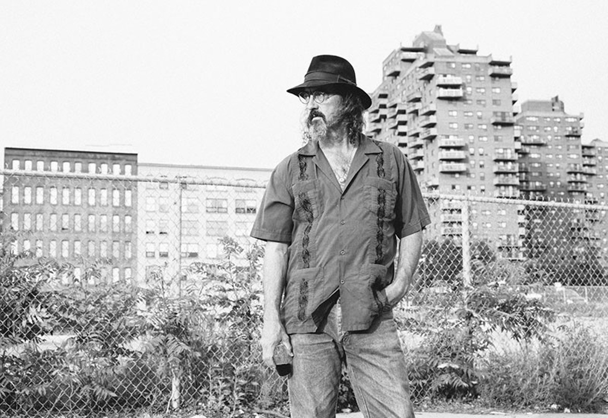 Austin singer-songwriter James McMurtry will kick off this year's Twangfest with a show on June 8 at Off Broadway.