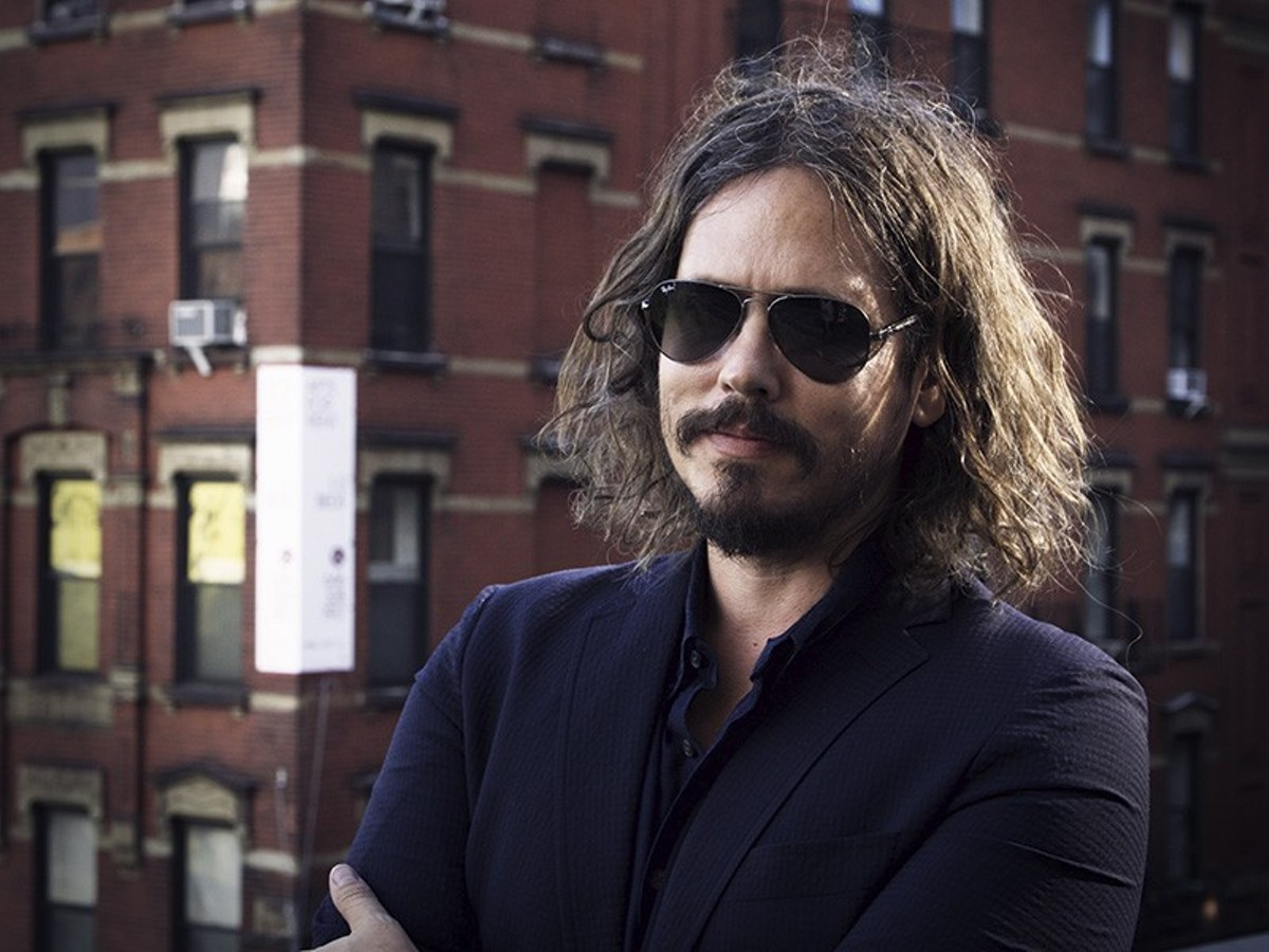 """It's a way of creating that I really hadn't experienced before,"" says John Paul White. ""I was finally, completely 100 percent quiet."""