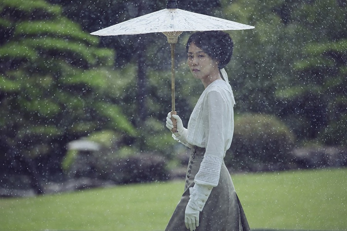 The Handmaiden was one of Robert Hunt's favorite films of 2016.