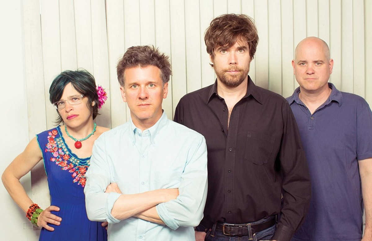 Indie rock legends Superchunk will perform on the last day of this year's Twangfest, a huge get for the long-running festival.